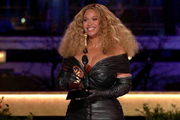 Beyoncé had a record-breaking night and now holds the most Grammy wins by a female artist.