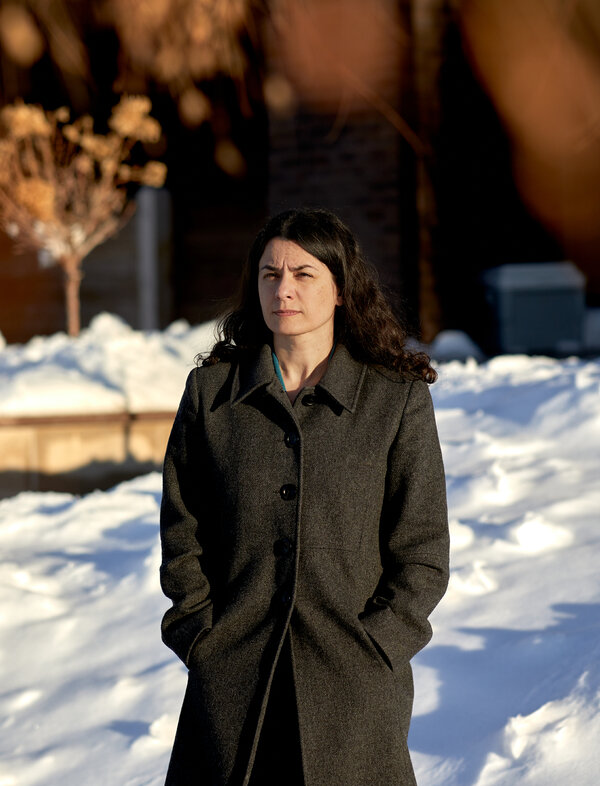 Andrea Maikovich-Fong, a psychologist in Denver, said she worried about how some clients would adjust as the world begins to reopen.