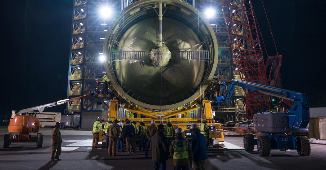 The Space Launch System: NASA's Last Rocket