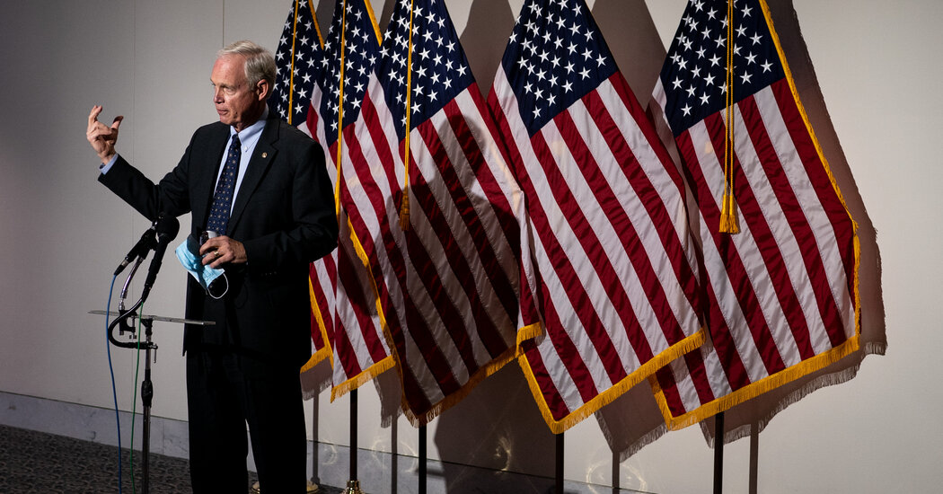How Senator Ron Johnson Helps Erode Confidence in Government