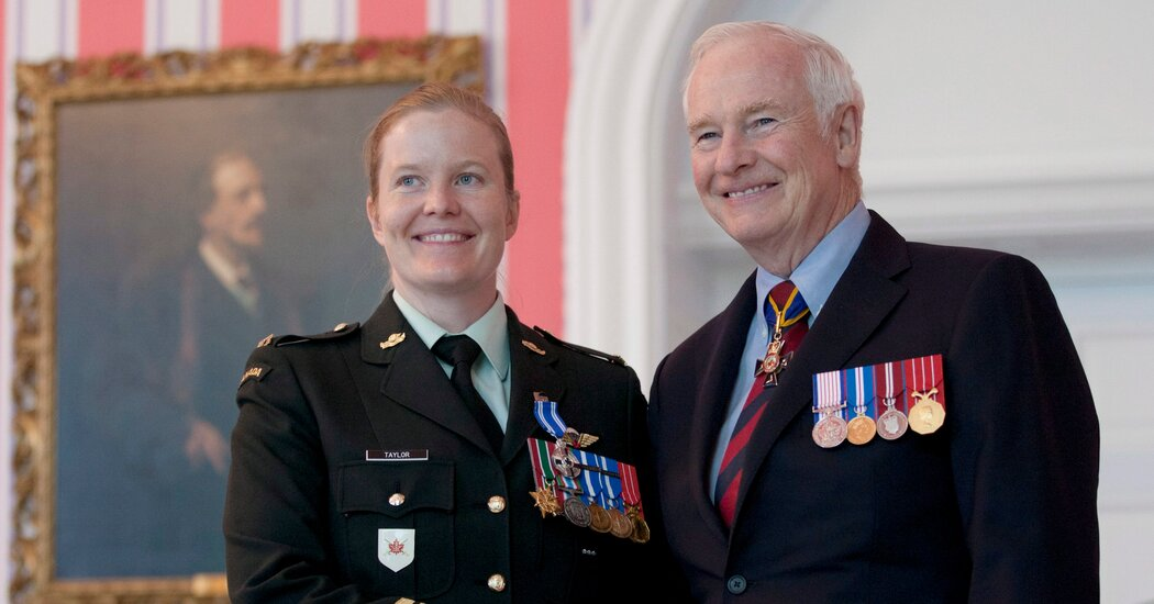 A Top Woman in Canada's Military Issues a Stinging Rebuke of Its Culture