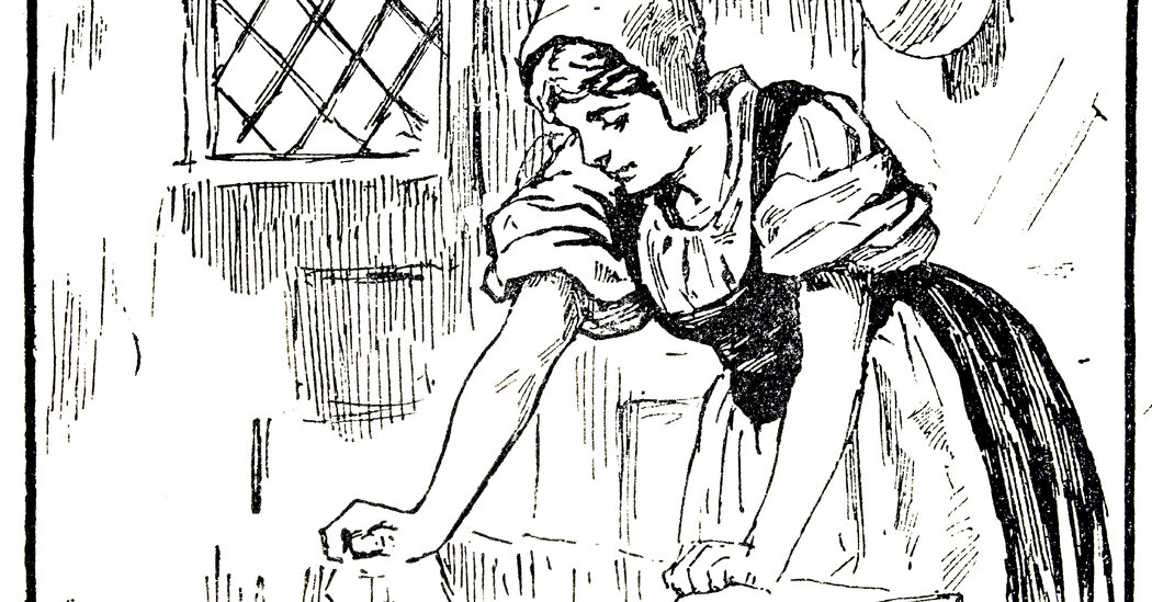 Milk for Floors, Bread for Walls: 19th-Century Cleaning Tips for the Modern Era