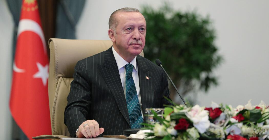 Erdogan Pulls Turkey From European Treaty on Domestic Violence