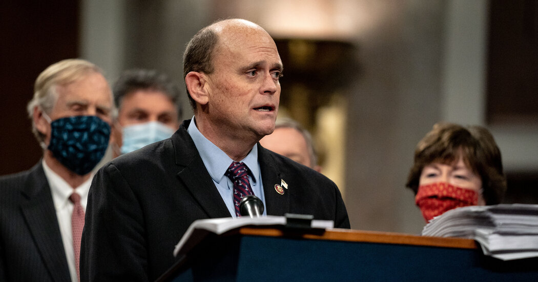 Tom Reed, Apologizing Over Groping Allegation, Says He Won't Run in 2022