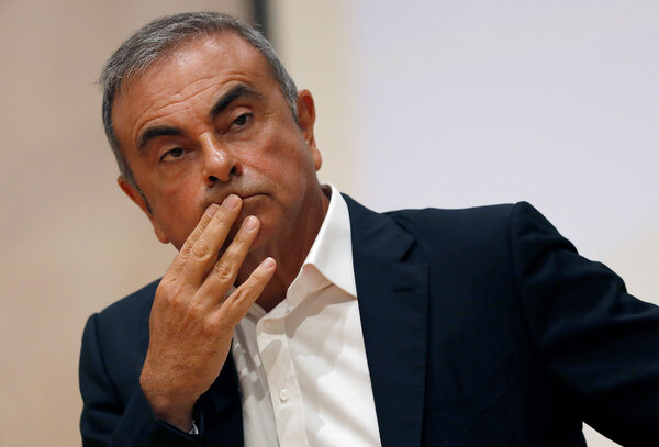 Carlos Ghosn, the former chief executive of Nissan, is a fugitive after fleeing Japan, where he was facingcharges of alleged financial misconduct, which he had denied.