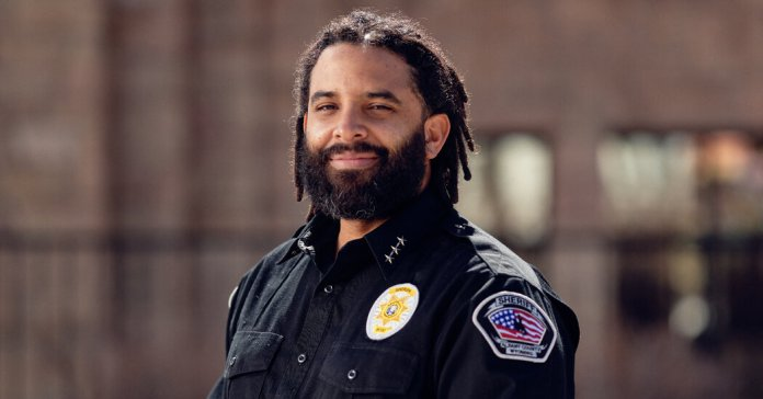 Meet Wyoming's New Black Sheriff, the First in State History