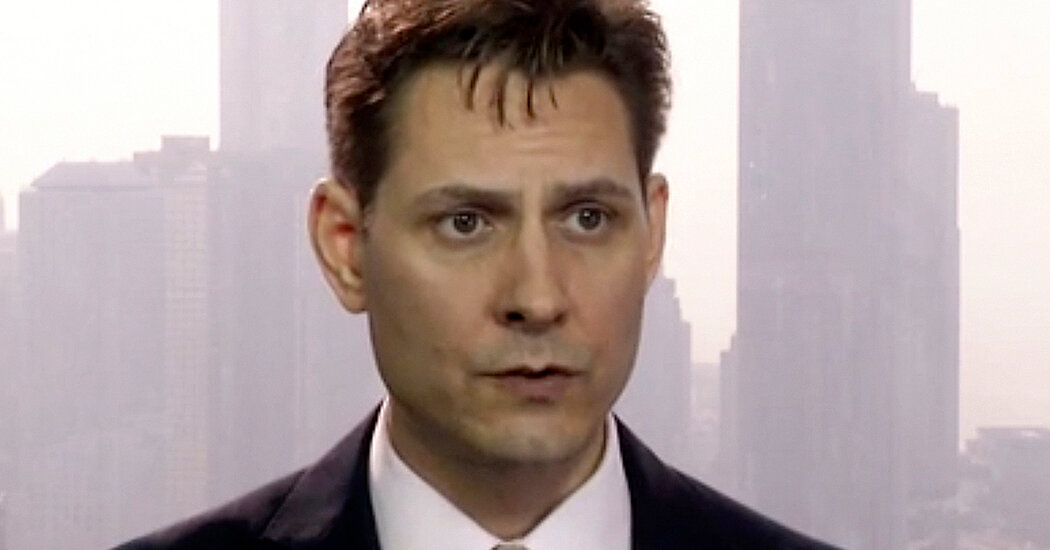 Michael Kovrig, Canadian Accused of Spying, Is Tried in China