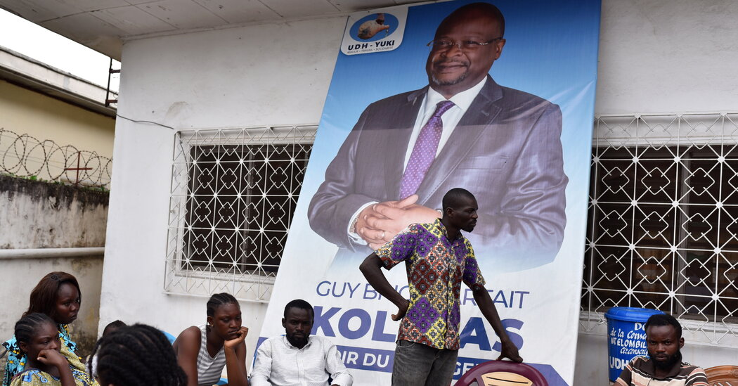 Republic of Congo Presidential Candidate Dies of Covid-19