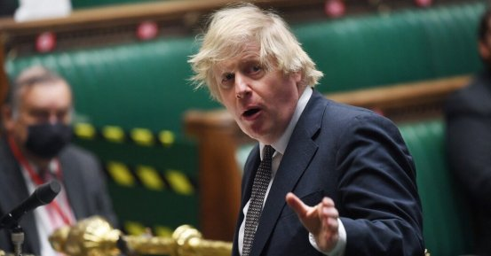 Boris Johnson hopes that the success of the Covid-19 vaccine will inoculate him against Brexit critics