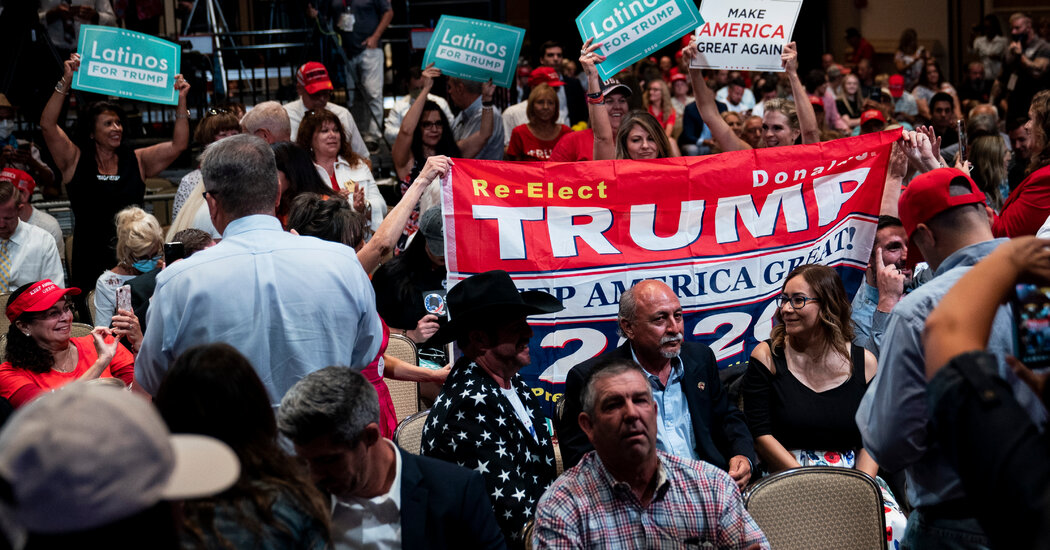Trump's Latino Support Was More Widespread Than Thought, Report Finds