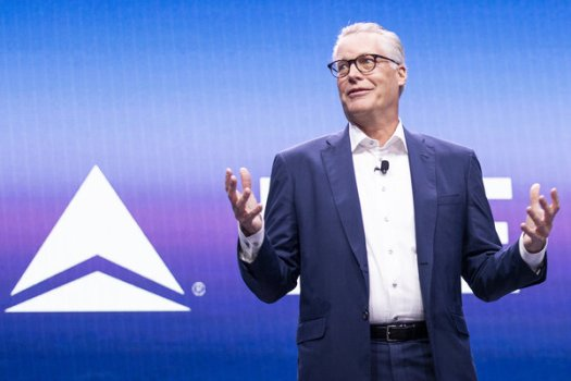 """Ed Bastian, the chief executive of Delta Air Lines, abandoned all pretense of neutrality last week about the Georgia voting law. """"The entire rationale for this bill was based on a lie,"""" he told employees."""