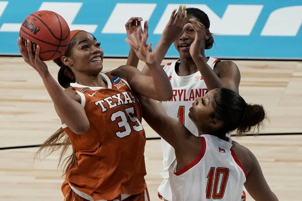 Some observers believe that Charli Collier of Texas could be selected with the top pick in the W.N.B.A. draft.