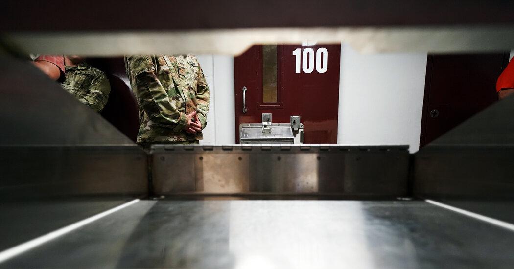 Military Closes Failing Facility at Guantánamo Bay to Consolidate Prisoners