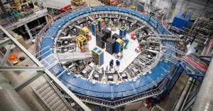 """Lesson of the Day: """"Staggering a Small Particle Could Raise the Known Laws of Physics"""""""
