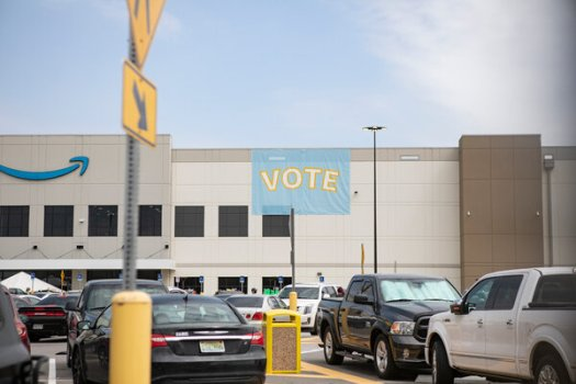The ballots in the union drive at an Amazon warehouse in Bessemer, Ala., are expected to be counted by hand starting either Thursday afternoon or Friday morning.