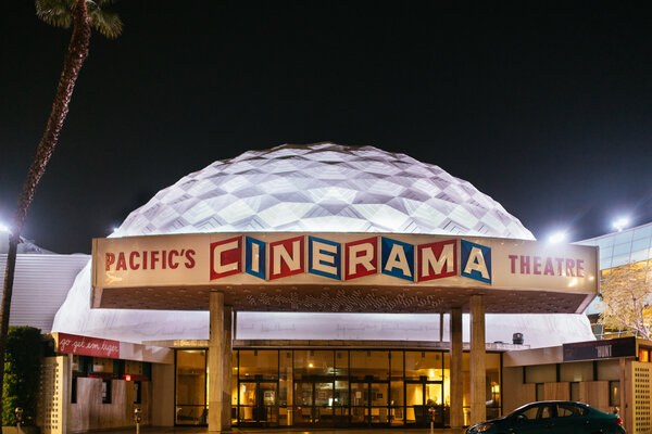 The owner of the Cinerama Dome in Hollywood and 15 other movie theaters said it would not reopen after the pandemic.