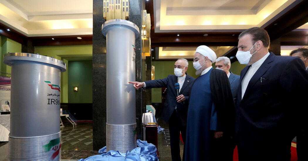 Iran's Top Leader Signals Nuclear Talks to Resume Despite Natanz Sabotage