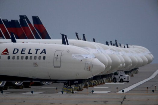 """""""Delta is accelerating into the recovery with our brand stronger and more trusted than ever before,"""" the airline's chief executive, Ed Bastian said."""