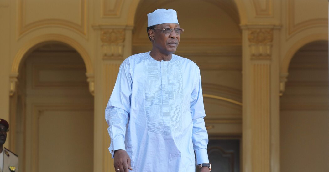Idriss Déby, President of Chad, Dies After Clashes With Rebels