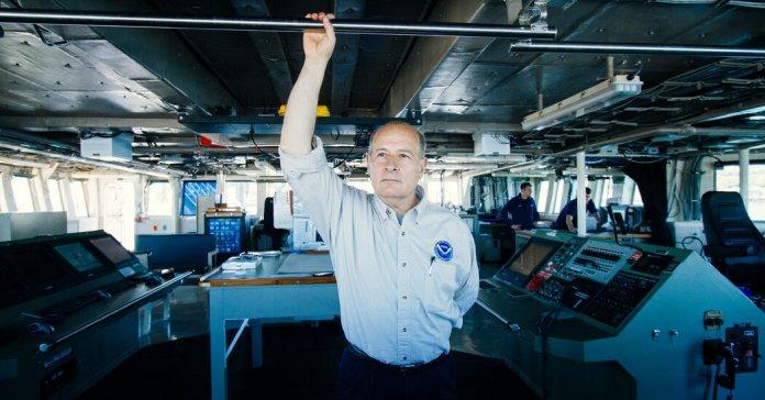Biden to nominate ocean scientist Rick Spinrad to head NOAA