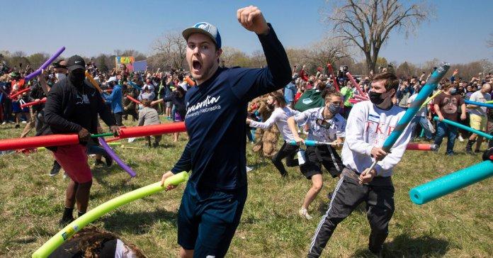 Joshes Battle For Josh Supremacy in Nebraska