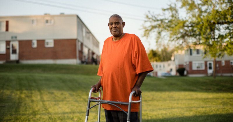 Many Older Adults Lack Even Simple, Helpful Equipment