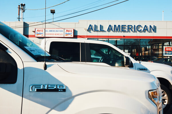 The average selling price of Ford models rose 8 percent in the first three months of 2021 compared with a year ago, to $47,858, according to the auto-sales data provider Edmunds.com.