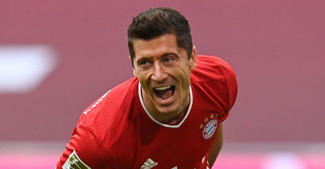 Bayern's Robert Lewandowski: The Making of a Goal Machine