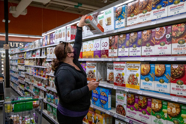 Increased supply-chain and freight costs for cereal makers could translate into higher retail prices for customers.