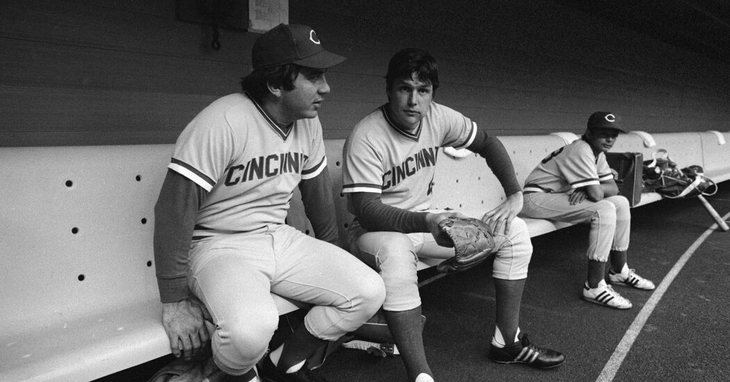 Johnny Bench Misses His Hall of Fame Friends, Swahili Post
