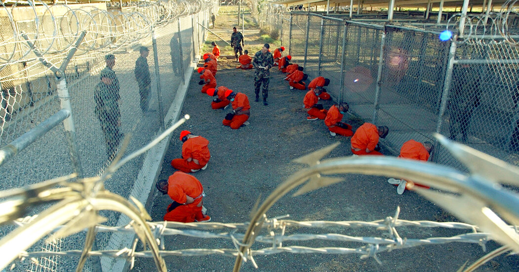 Reporter Reflects on the Original Guantánamo Detainees