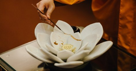 Repairing Generations of Trauma, One Lotus Flower at a Time