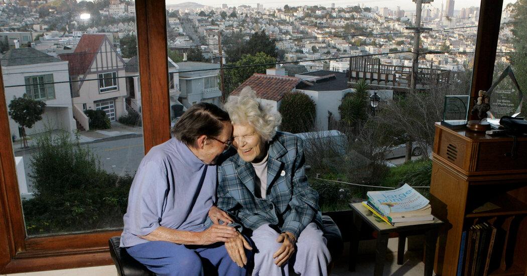 San Francisco Makes Home of Lesbian Couple a Landmark