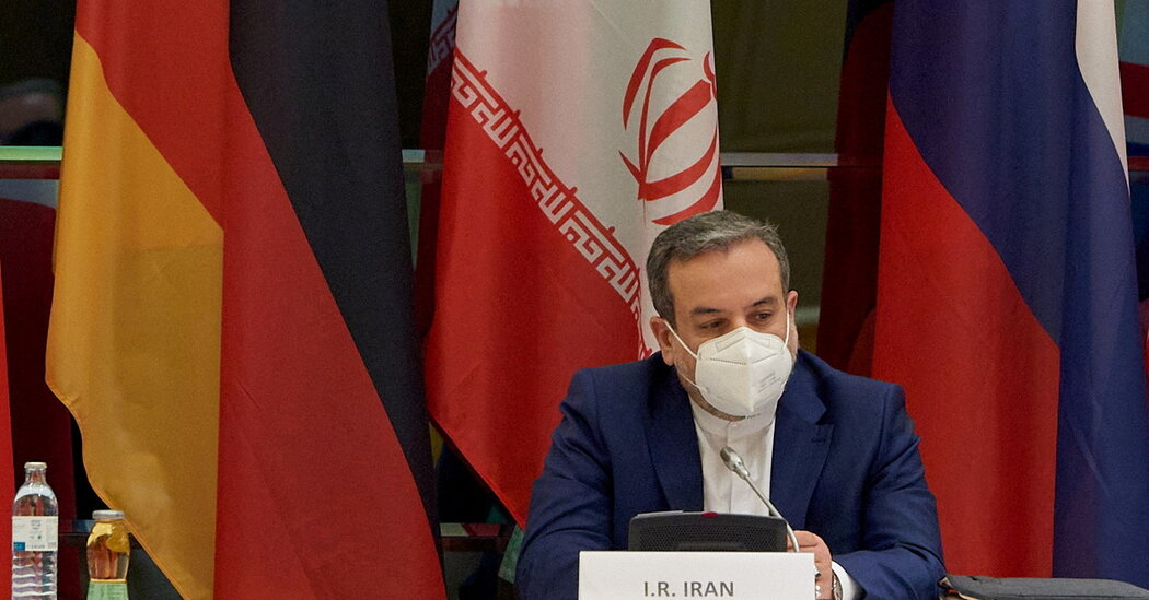 Nuclear Talks With Iran Could Reach Agreement Within Weeks, U.S. Says