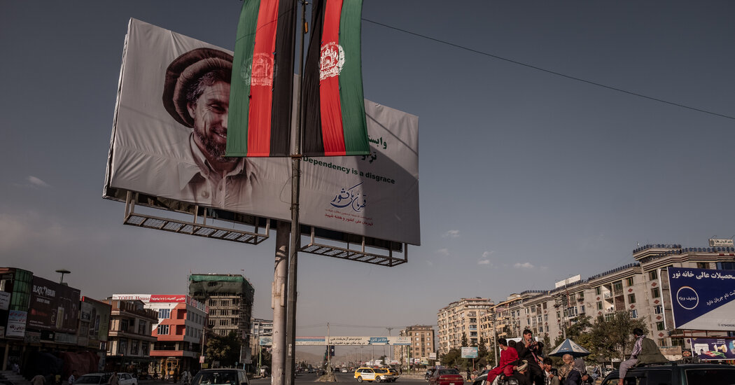 Spy Agencies Seek New Allies in Afghanistan as U.S. Withdraws