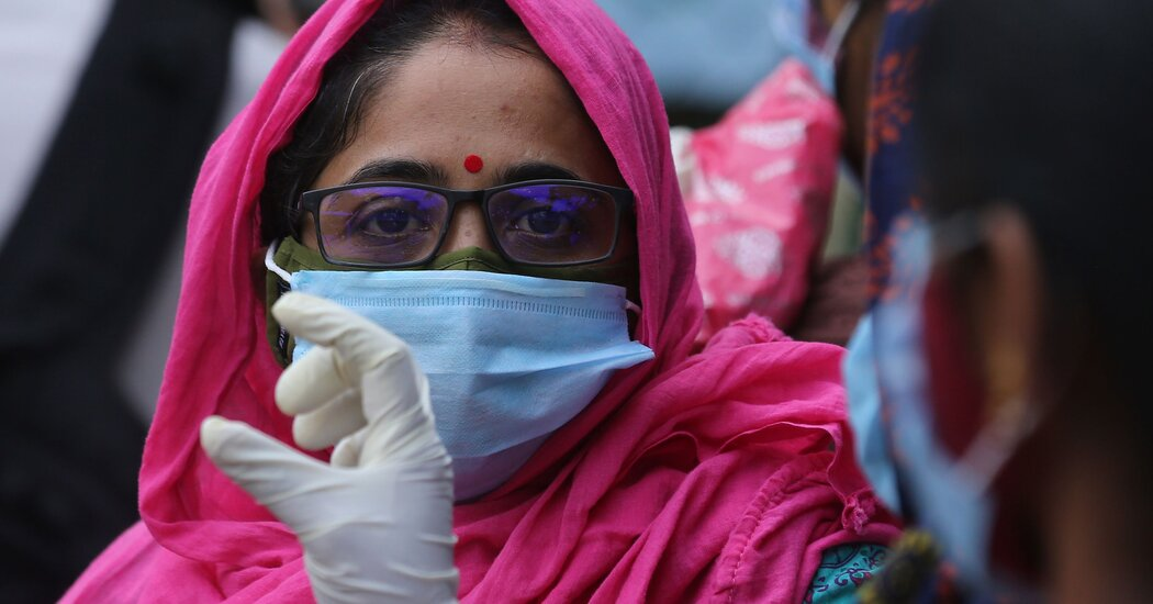 Covid-19 Live Updates: India, Vaccines and Cases
