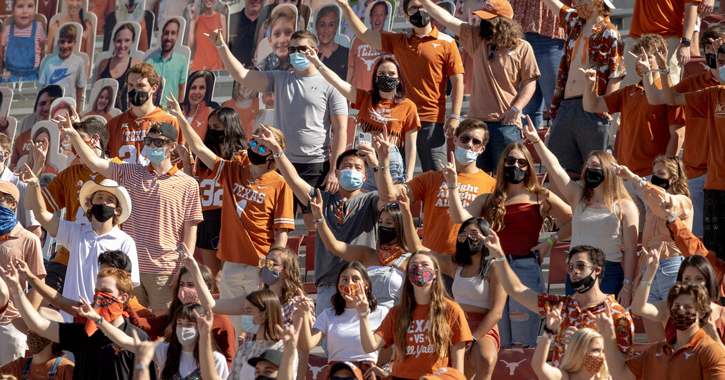 University of Texas Faces Outcry Over Song With Minstrel Roots