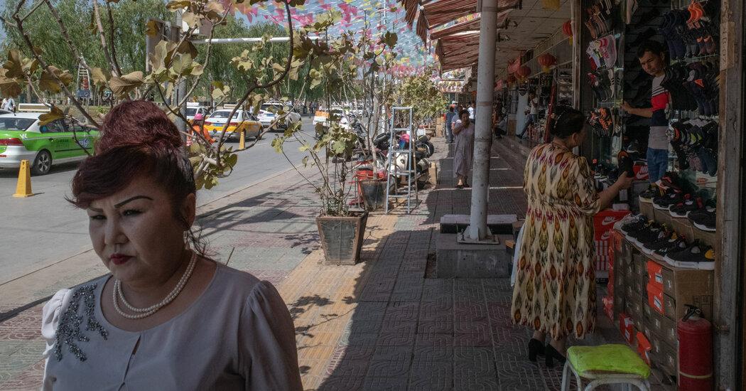 In Xinjiang, China Targets Muslim Women in Push to Suppress Births