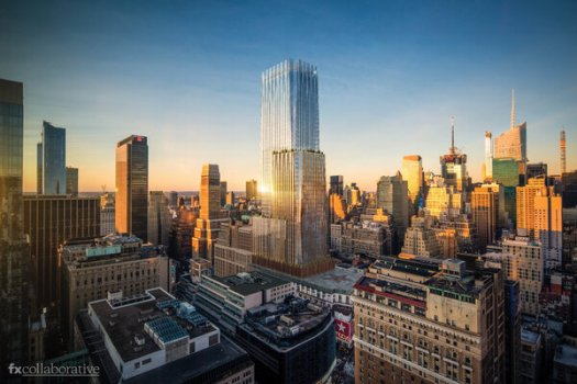Macy's wants to build an office tower atop its Herald Square location.
