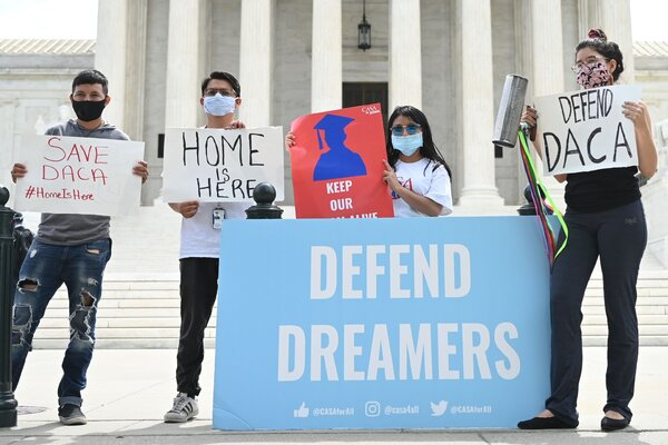 Undocumented students, including tens of thousands of so-called Dreamers, would be eligible for the emergency aid under a coming Biden administration regulation.