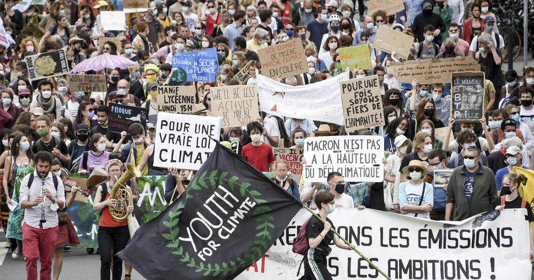 France's Proposed Climate Law Is Stirring Divisions