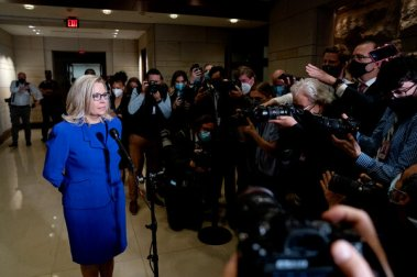 Republican lawmakers have created a host of new problems for their party by removing Representative Liz Cheney from her leadership position.