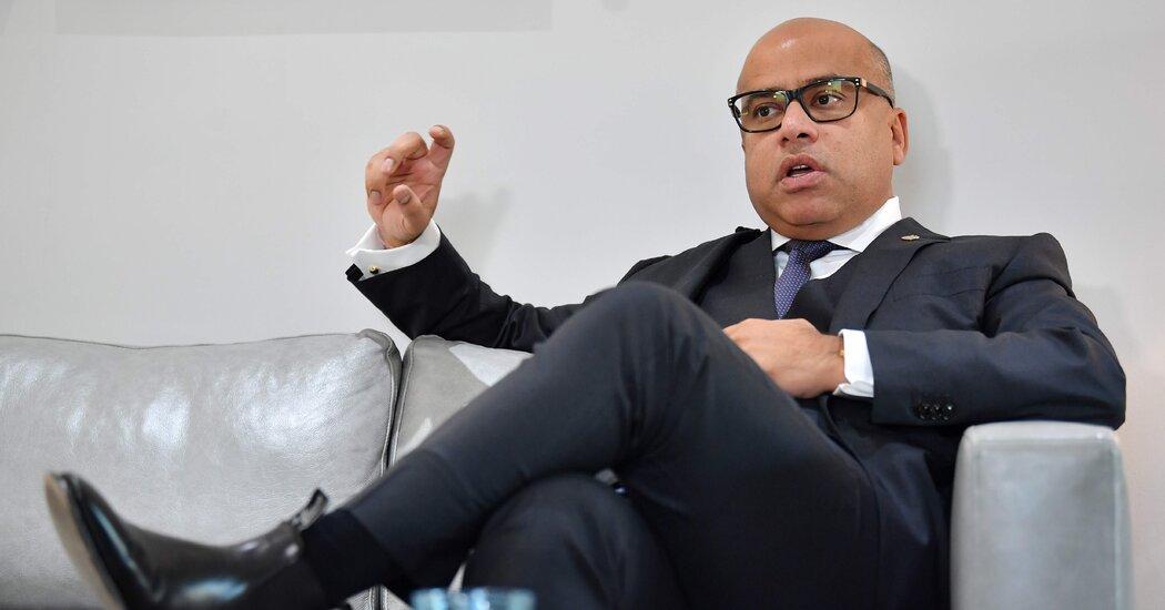 British Fraud Unit Is Investigating Gupta and Greensill