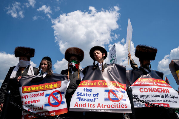 Activists in support of Palestinians gathered on the National Mall in Washington on Saturday.