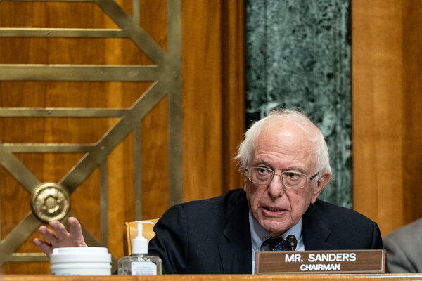 Senator Bernie Sanders introduced a resolution on Thursday aimed at halting the sale of precision-guided weapons to Israel.