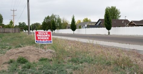 Five Oregon Counties Back a Plan to Secede and Join Idaho