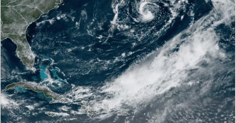 Ana Becomes First Named Storm of Atlantic Hurricane Season