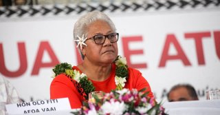 A Late-Night Proclamation Blocks a Woman From Leading Samoa
