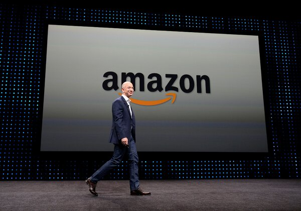 The last shareholder meeting could be eventful for Jeff Bezos as Amazon's chief executive.