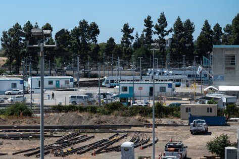 Nine co-workers were fatally shot at a San Jose rail yard on Wednesday.